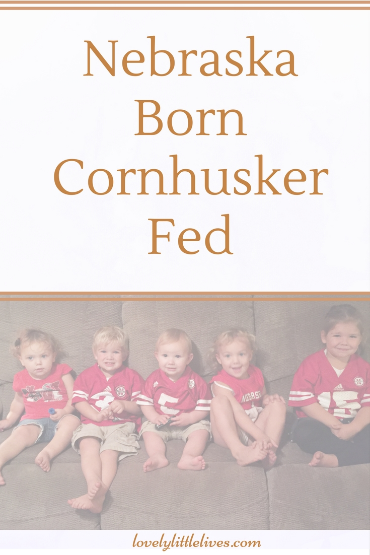 Nebraska Born Cornhusker Fed