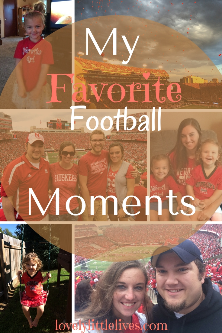 Favorite Football Moments