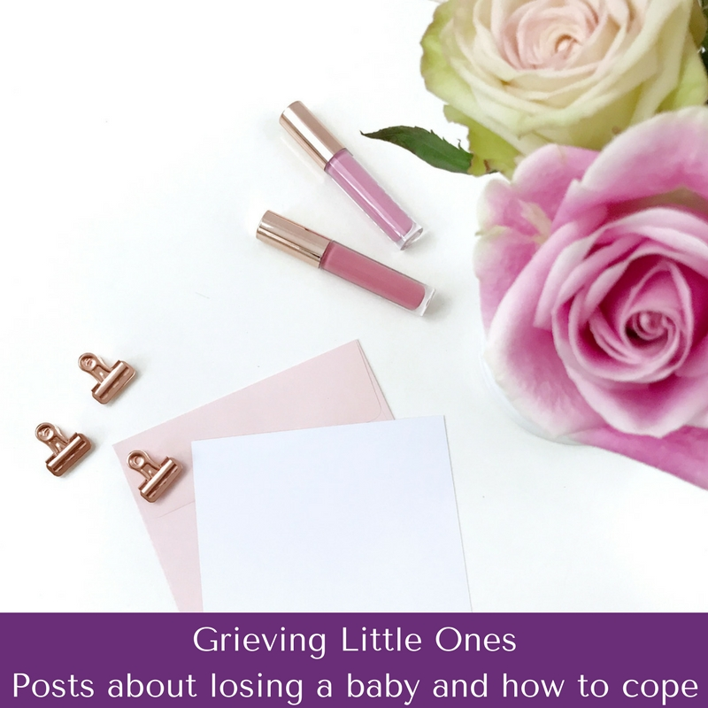 Grieving little ones
