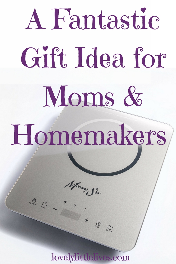 A fantastic gift idea for moms and homemakers