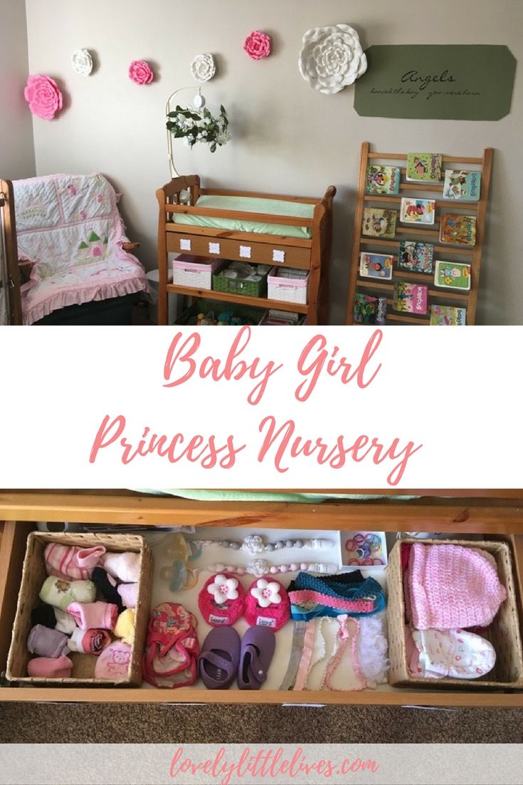 Baby Girl Princess Nursery