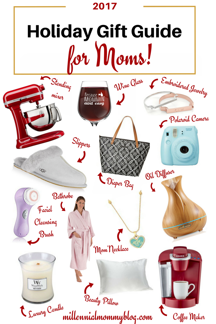 2017 Holiday Gift Guide for Moms