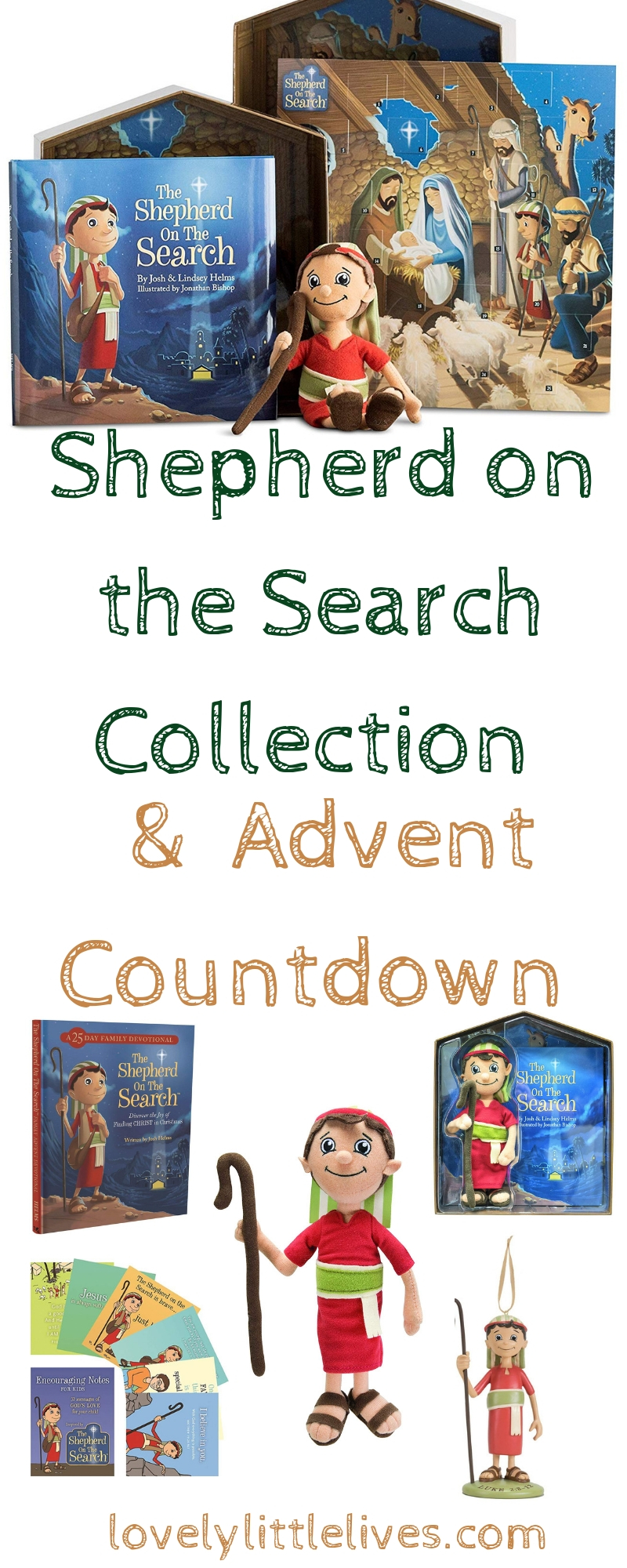 Shepherd on the Search Advent Countdown #shepherdonthesearch #adventcountdown #christmascountdown #countdowntochristmas Click through to sign up for the Advent Countdown with the Shepherd!
