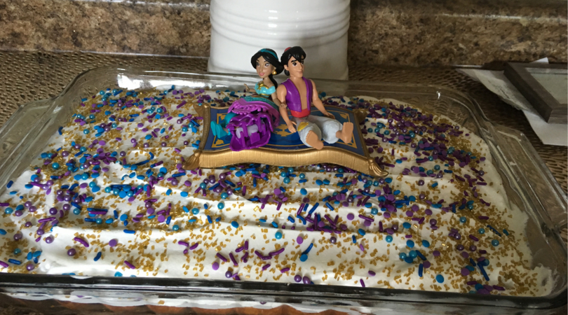 Jasmine Birthday Party Ideas For A Seven Year Old Lovely
