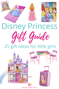 Disney Princess Gift Guide For Your Little Princess Lovely